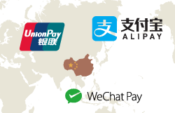 Accept Alipay, UnionPay and WeChat Pay | PayDollar Singapore