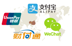 Full China Payment Suite